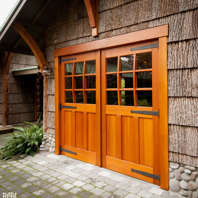 Garage Doors | ECO Windows & Doors