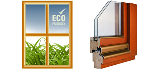 Eco Wood Windows